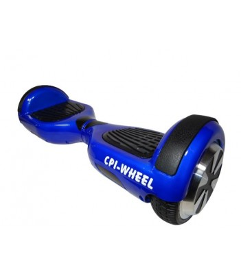 "Patinete eléctrico AZUL 6"" BLUETOOTH + APP CPI-Wheel"