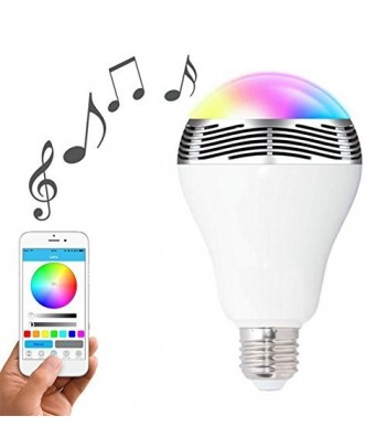 Bluetooth Light-Bulb Speaker BL05 TECH