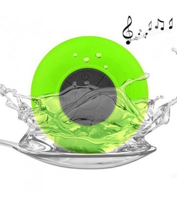 Bluetooth Speaker Waterproof BT-Tech GREEN