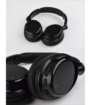 HPT Tech bluetooth headphones