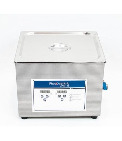 Lavadora ultraonido 15l. 30cmx27,5cmx12 cm