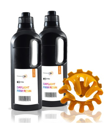 Firm resin 3D black 1 KG Precision 1.15