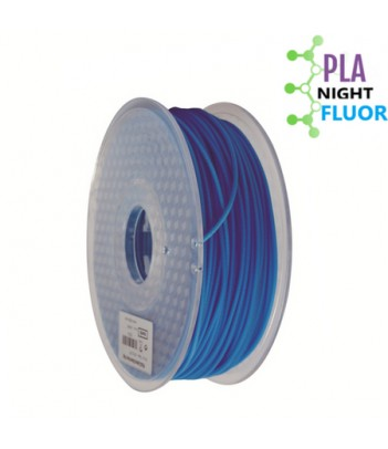 3D filament PLA NIGHT FLUOR 3DCPI