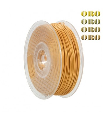 3DCPI METAL GOLD PLA filament
