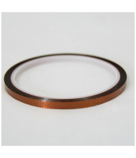CINTA KAPTON ancho 5 mm largo  30 mts