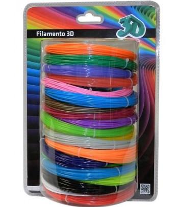 PLA filamento Pen 3D blister