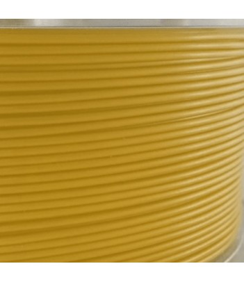 PLA GOLD 3D FILAMENT METALIC 3DCPI