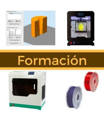 CURSO 8 HORAS FORMACION 3DCPI FDM