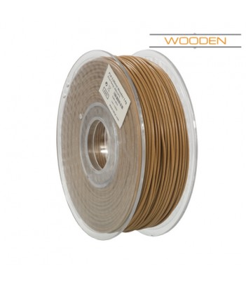3D WOODEN filament 3DCPI wood finish