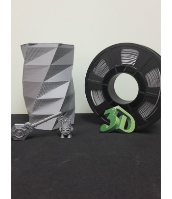 3DCPI METAL ALUMINUM PLA filament