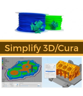 Simplify/Cura training 6 hours