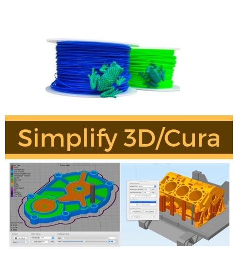 Simplify/Cura training 6 hours