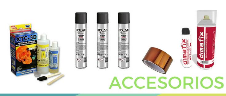 Accesorios 3D